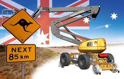 1St Australian SKYRAILER